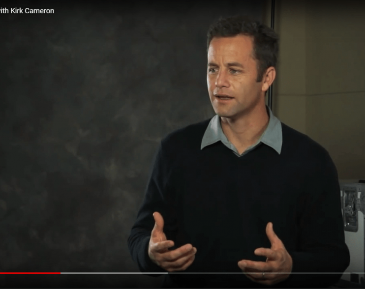 Lifeschooling with Kirk Cameron