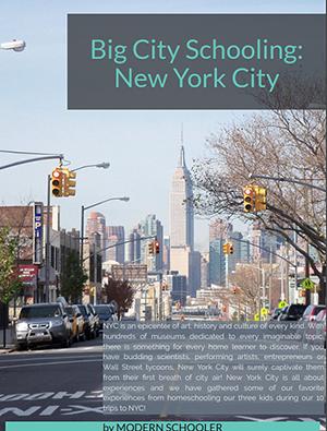 Big City Schooling: New York City